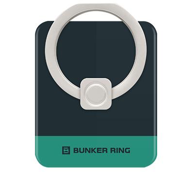 スマートフォンリングBUNKER RING Edge