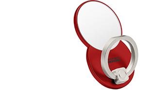 スマートフォンリングセットBUNKER RING Mirror Multi-Holder Pack