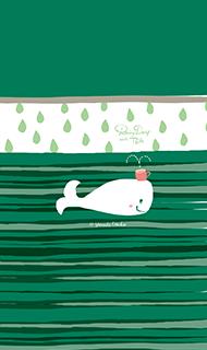 りく雨の日